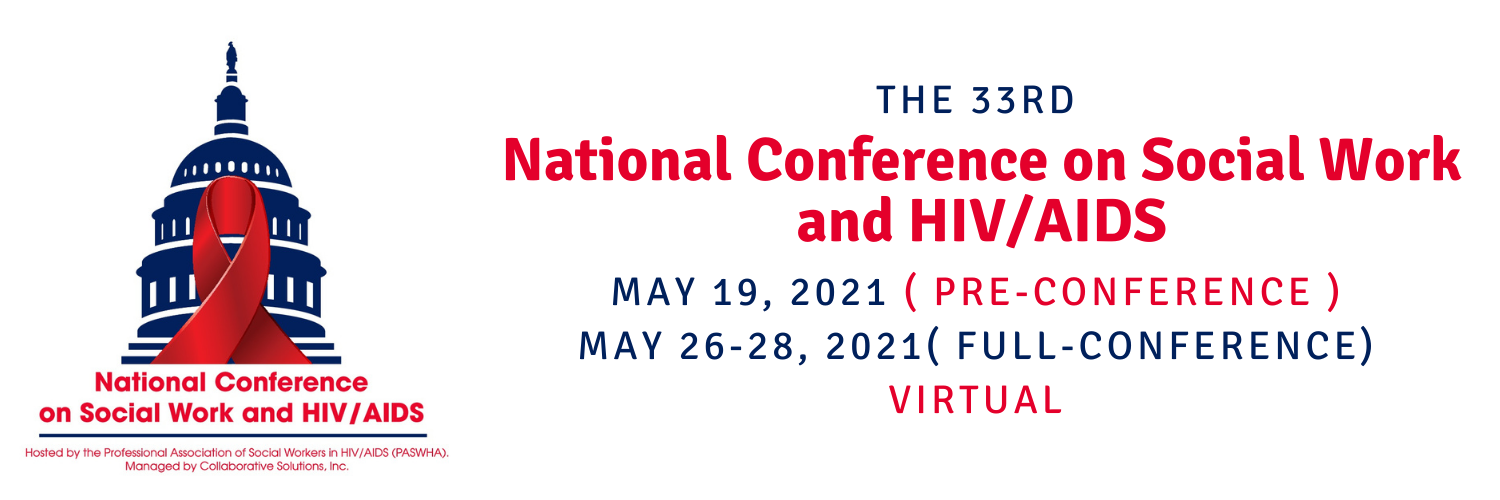 The 33rd National Conference on Social Work & HIV/AIDS